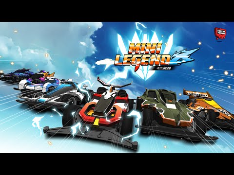 Mini Legend - Mini 4WD Racing Game