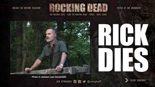 The Walking Dead Season 9 Rick Dies This Way? (Spoiler Warning)