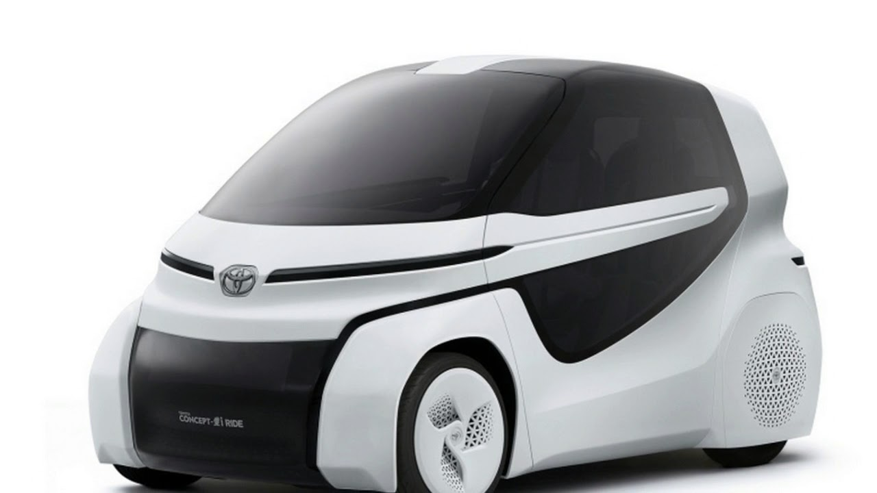 2018 toyota electric car. unique toyota 2018 toyota more about ai 2 smaller vehicles will join concept i car  from ces with toyota electric