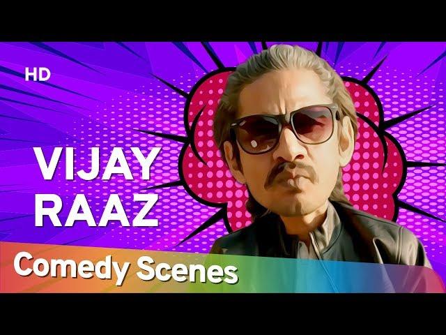 Vijay Raaz Comedy - विजय राज़ की हिट कॉमेडी - Hit Comedy Scenes - Shemaroo Bollywood Comedy