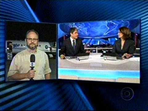 Jornal Nacional - JN no Ar - Planaltina de Goiás GO 22/09/2010