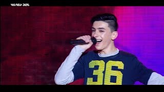 X-Factor4 Armenia-Gala Show 6-Yuri Adamyan/Arthur Grigoryan-Arcakh-26.03.2017