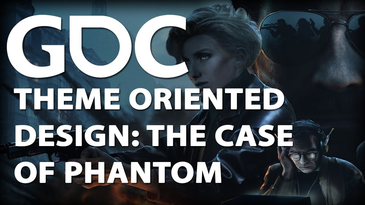 Theme Oriented Design: The Case of Phantom Doctrine - Welcome