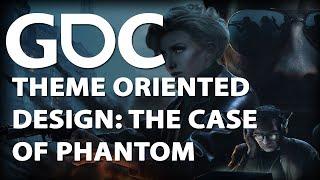 Theme Oriented Design: The Case of Phantom Doctrine
