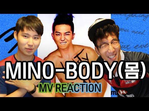 [ENG] MINO - BODY(몸) M/V Korean Dudes Reaction