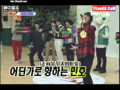 偶像軍團2PM ; SHINee 上