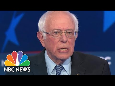 Bernie Sanders Defends Medical History, Says Campaign Has Been Transparent | NBC News