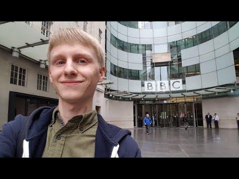I Got a Job at the BBC!!!