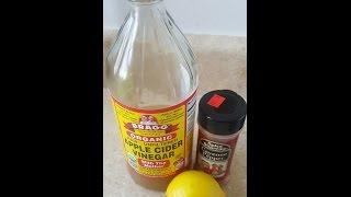 Secret Weight loss Apple Cider Vinegar