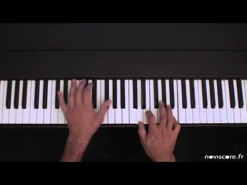 Kendji Girac - Color Gitano - Version piano - Partition / Sheetmusic