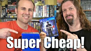 Top 10 SUPER CHEAP PS4 Games - $20 or Less!!