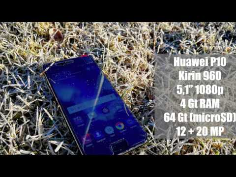 Huawei P10 -arvostelu
