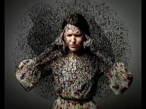 Probleme, Ängste: das Problemdenken, die Angstgedanken, das innere Geplapper SOFORT abschalten.