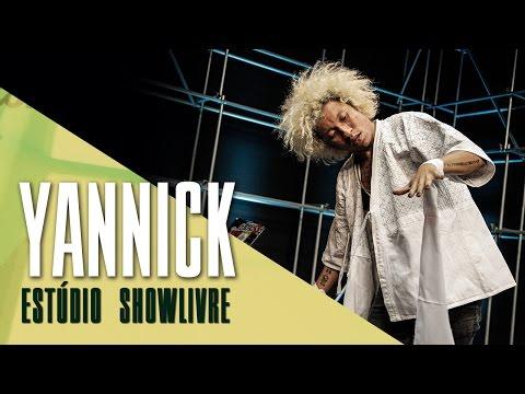 """""""Afro vs justice"""" - Yannick no Estúdio Showlivre 2017"""