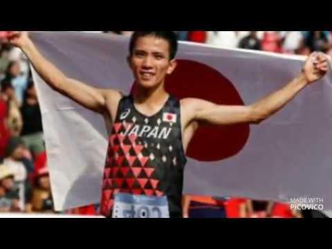 Asiad 2018: Japan's Hiroto Inoue Wins Gold Men's Marathon.