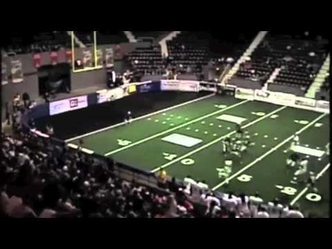Mack Ogletree Texas Revolution (IFL) #2/11 WR/RB 5
