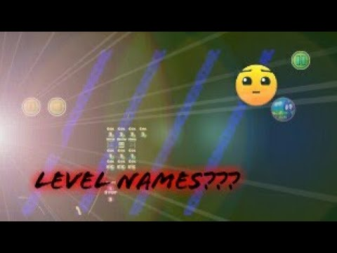 What should I call this level?