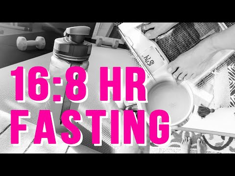 Beginners Guide To Intermittent Fasting 16:8 Fast, Watch This!