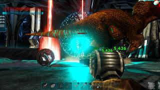 ARK 21:9 3440x1440 Boss Island alfa Overseer Arena Lokales Spiel AMD