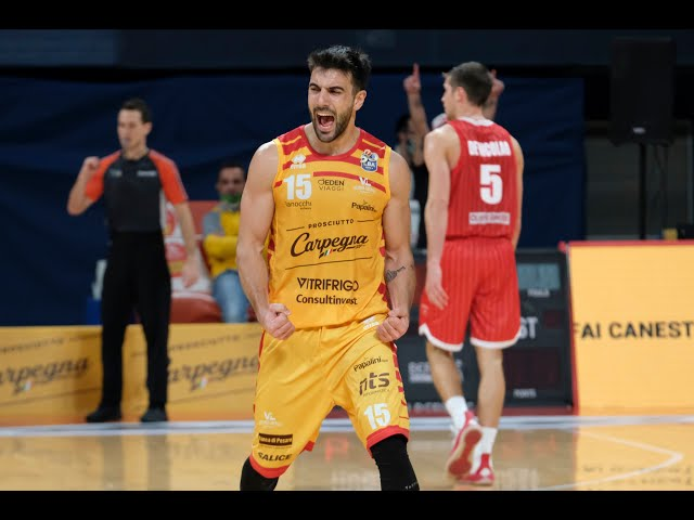 [FullMatch] Carpegna Prosciutto Basket Pesaro - Openjobmetis Varese: 85 - 78