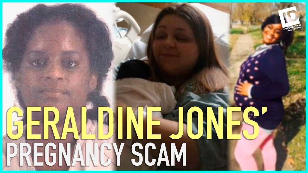 Geraldine Jones' Fake Pregnancy