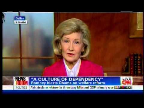 Sen. Hutchison Discusses President Obama