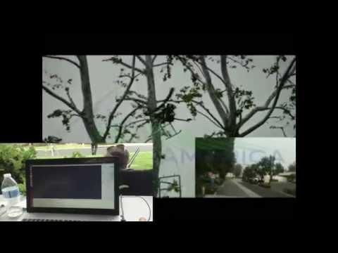 Real LIDAR UAV realtime viewer