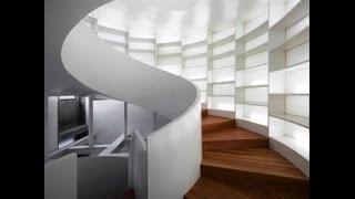 Виды лестниц в доме. Красивые винтовые лестницы(Виды лестниц. Предлагаю посмотреть какие бывают винтовые лестницы. Красивая подбора лестниц. http://dachasvoimirukami...., 2014-08-09T10:58:50.000Z)