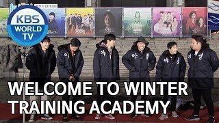 Welcome to Winter Training Academy 2 Days &amp 1 Night Season 4ENG2019.12.29