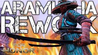 Aramusha Rework is Here!!! - Aramusha Brawls [For Honor]