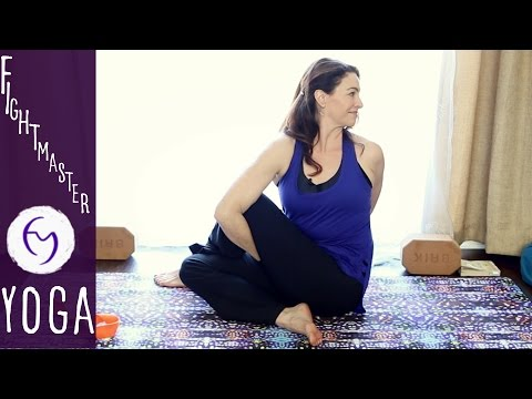Full Yoga Body Workout With Fightmaster Yoga
