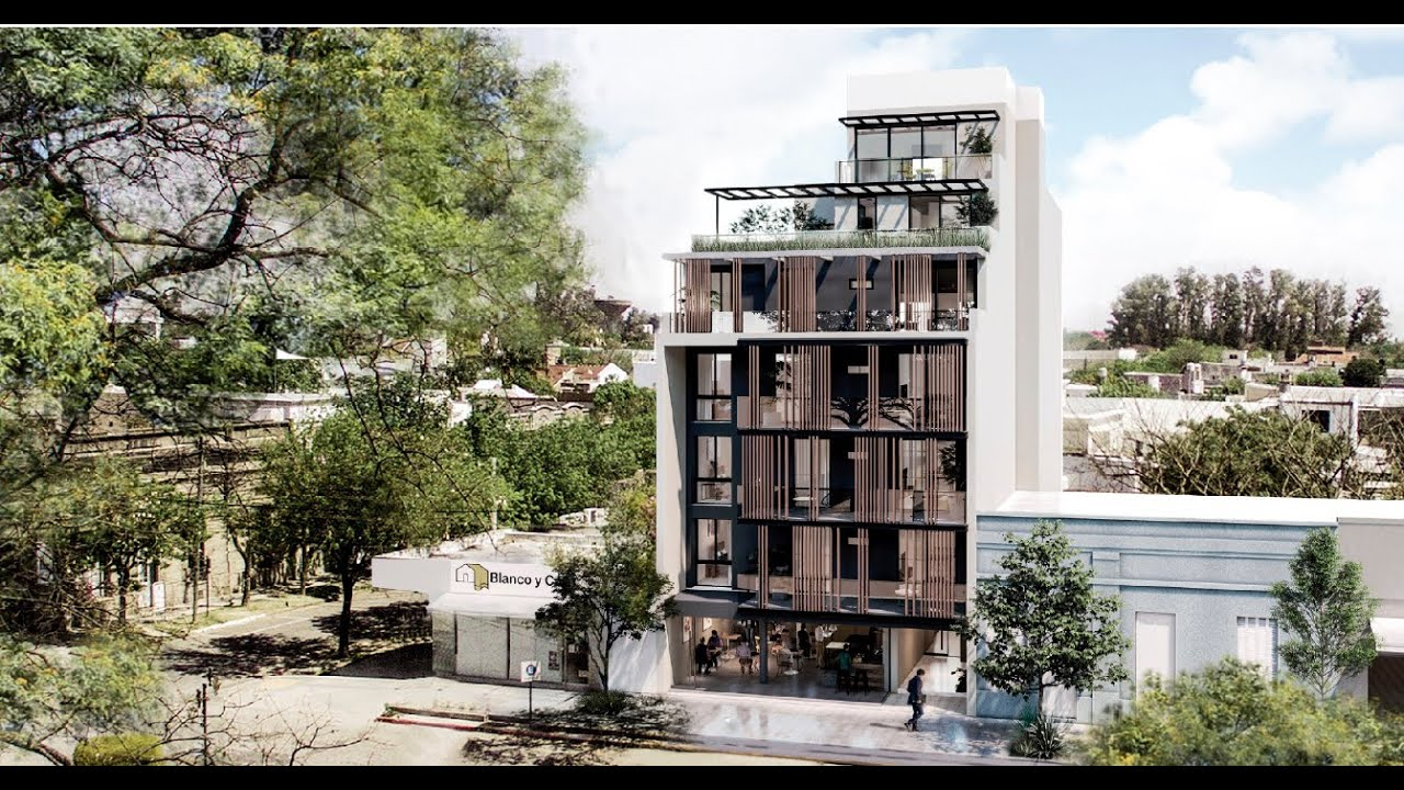 Edificio Mirador Plaza, todas las virtudes a la vista