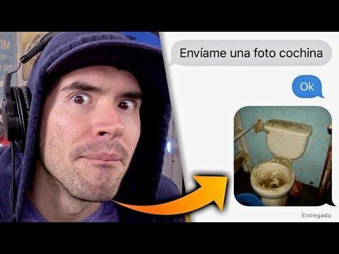 Mensajes De Texto CRUELES pero GRACIOSOS !!