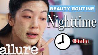Beauty Expert's $709 Nighttime Skin Routine   Allure