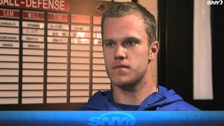 Noah Syndergaard talks about his New York Mets future