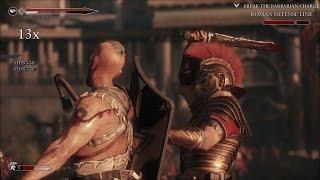 Ryse: Son of Rome Gameplay Walkthrough (PC) - GT 650M