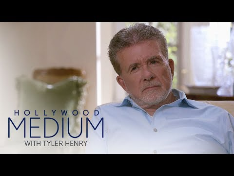 Tyler Henry Makes a Stunning Prediction for Alan Thicke  Hollywood Medium with Tyler Henry  E!