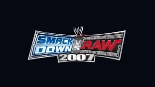 WWE SmackDown vs Raw 2007 - PlayStation 2 (Ladder Match)