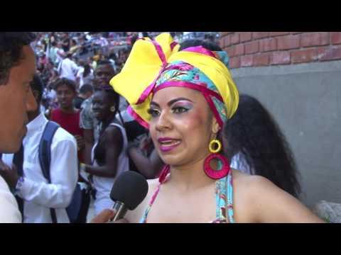 Entrevista  Mónica González  Fundación Cultural Colombia Folklore