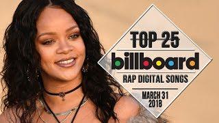 Baixar Top 25 • Billboard Rap Songs • March 31, 2018 | Download-Charts