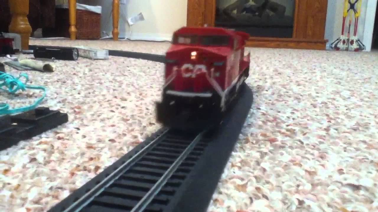 Engine Update: Athearn AC4400 by CPRail43
