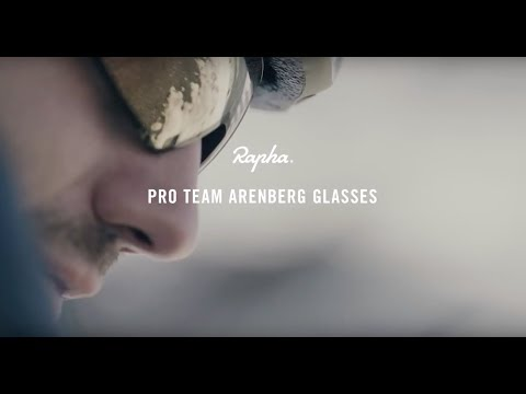 The Rapha Arenberg Glasses