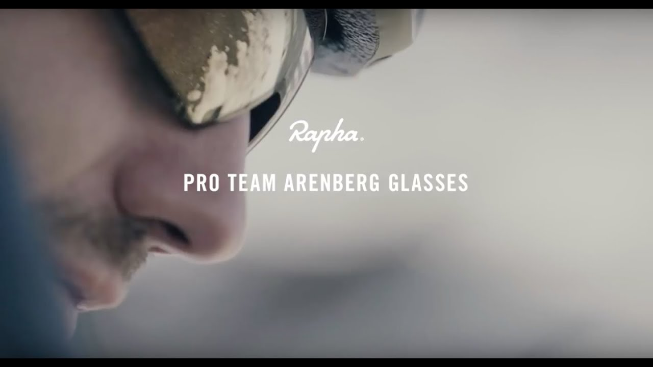 1f268bfb0a The Rapha Arenberg Glasses - YouTube