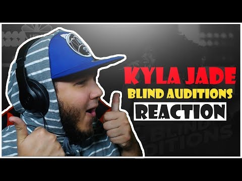 """🔥👍 REACTION !! 🔥👍 The Voice 2018 Blind Audition - Kyla Jade: """"See Saw"""""""