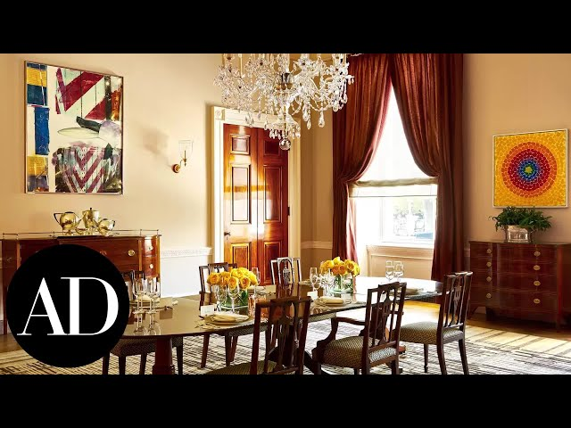 Inside The Obamas Private Rooms In The White House