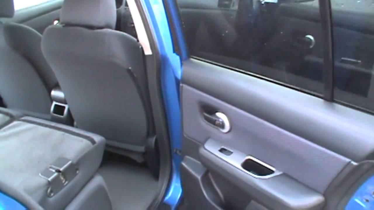 2007 Nissan Versa 1.8SL