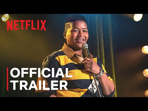 Sam Jay: 3 In The Morning   Official Trailer   Netflix