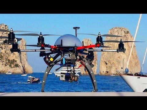 """""""Roma Drone Expo&Show"""" Primo salone aereonatico sui droni in Italia"""