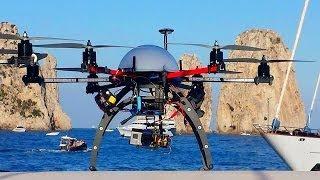 """""""Roma Drone Expo&Show"""" Primo salone aereonatico sui droni in Italia Thumbnail"""