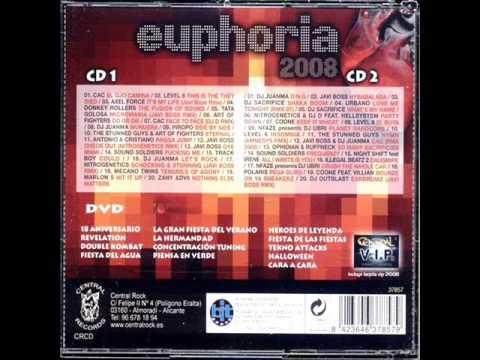 Клип 2008 - Euphoria